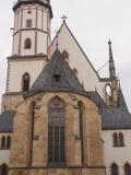 Thomaskirche Leipzig fotos de archivo libres de regalías