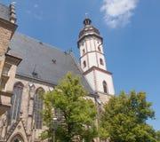 Thomaskirche Leipzig Stock Photo