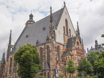 Thomaskirche Leipzig Royalty Free Stock Image
