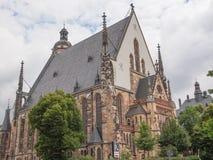 Thomaskirche Leipzig Royalty Free Stock Image