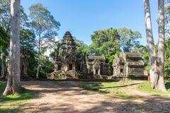 Thommanon świątynia Zdjęcia Stock