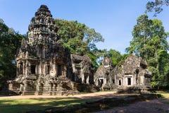 Thommanon świątynia Zdjęcie Royalty Free