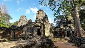 Thommanon, Angkor Thom , Siem Reap Cambodia Royalty Free Stock Photography