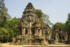 Thommanon Temple Royalty Free Stock Photography