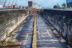 Thompson Graving Dock, Belfast, Nor Stock Photography
