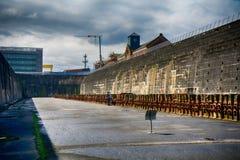 Thompson Graving Dock, Belfast, Nor Stock Image