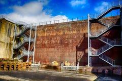 Thompson Graving Dock, Belfast, Nor Royalty Free Stock Image