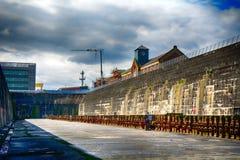 Thompson Graving Dock, Belfast, Nor Royalty Free Stock Photos
