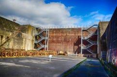 Thompson Graving Dock, Belfast, Nor Stock Photo