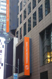 Thompson Reuters Headquarters Stock Photo