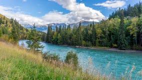 Thompson River del norte Imagenes de archivo