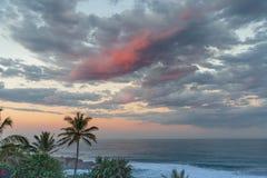 Thompsons海湾,夸祖鲁纳塔尔,南非 免版税库存照片