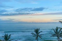 Thompsons zatoka, Kwazulu Natal, Południowa Afryka Fotografia Royalty Free