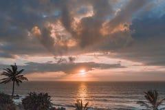 Thompsons zatoka, Kwazulu Natal, Południowa Afryka Fotografia Stock