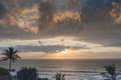 Thompsons zatoka, Kwazulu Natal, Południowa Afryka Obraz Royalty Free
