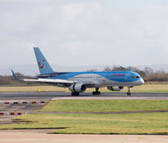 Thomson Airways Boeing 757-200 Royaltyfri Foto