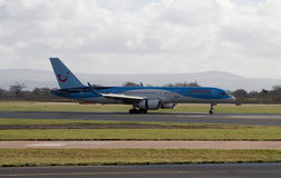 Thomson Airways Boeing 757-200 Arkivfoton