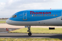 Thomson Airways Boeing 757-200 Arkivbild