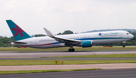 Thomson Airways Boeing 767 Photographie stock