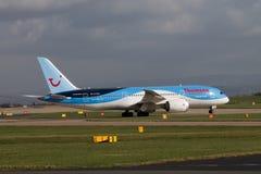 Thomson Airways Boeing 787 Dreamliner Fotografia de Stock Royalty Free