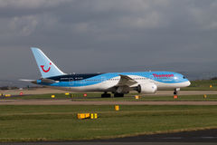 Thomson Airways Boeing 787 Dreamliner Royalty Free Stock Photography