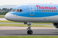 Thomson Airways Boeing 757 Stock Image