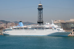 Thomson Dream in Barcelona Stock Image