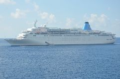 Thomson Dream-Kreuzschiff stockfoto