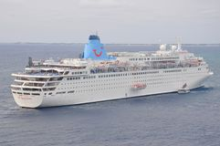 Thomson Dream-Kreuzschiff lizenzfreies stockbild
