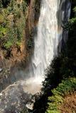 Thomson's Falls, Kenya. Big Thomson's Falls. Africa, Kenya Royalty Free Stock Photography
