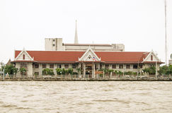 Thon Buri Trade Police Office, Bangkok Stock Photos