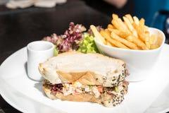 Thon de sandwich Photos stock