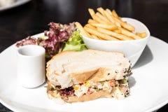 Thon de sandwich Photo stock