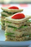 Thon de sandwichs Images libres de droits