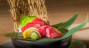 Thon de sashimi Photos libres de droits