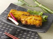 Thon grillé Image stock