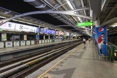 Thong Lo station in Bangkok Royalty Free Stock Image