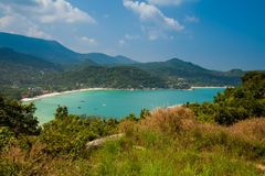 Thong Nai Pan Yai Beach Stock Image