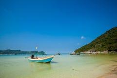 Thong Nai Pan Yai Beach Stock Images
