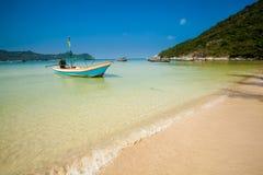 Thong Nai Pan Yai Beach Stock Photography