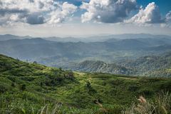 Thongphaphum Viewpoint hight Royalty Free Stock Images