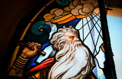 Thor ο μεγάλος Στοκ εικόνες με δικαίωμα ελεύθερης χρήσης