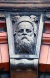 Thor del dio dei norvegesi Fotografia Stock Libera da Diritti
