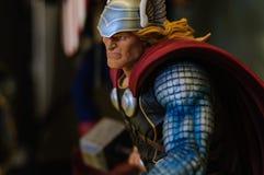 Thor Figurine Stock Image