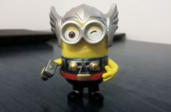 Thor Minion Stockbilder