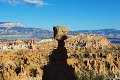 Thor's Hammer, Bryce Canyon, Utah. Thor's Hammer, Bryce Canyon in Utah Stock Photography