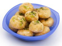 Thor sweet food. Indian traditional sweet food Thor Royalty Free Stock Photography