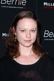 Thora Birch,Specials Royalty Free Stock Image