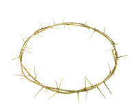 Thorn crown Royalty Free Stock Images