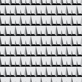 Thorn Spine Seamless Pattern Imagen de archivo